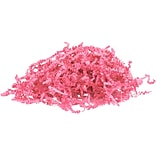 JAM Paper® Shred Tissue Paper Krinkeleen, 2 oz., Hot Pink, Sold Individually (1192448)