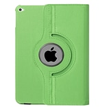 360 Rotating Leather Case for iPad Pro 12.9, Green