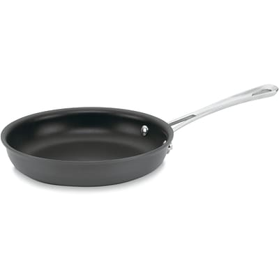 Contour Hard Anodized 8 in. Open Skillet (642220)