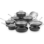 Chefs® Classic Non-Stick Hard Anodized 17-Piece Cookware Set (6617N)