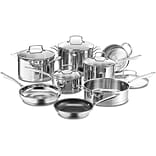 Professional Series Stainless Steel 13-Piece Cookware Set (8913)