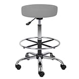 Boss Caressoft Medical/Drafting Stool (B16240GY)