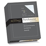 Southworth Parchment Specialty Paper 8.5 x 11 24 lb. Blue, 100 Sheets/Box (P964CK)