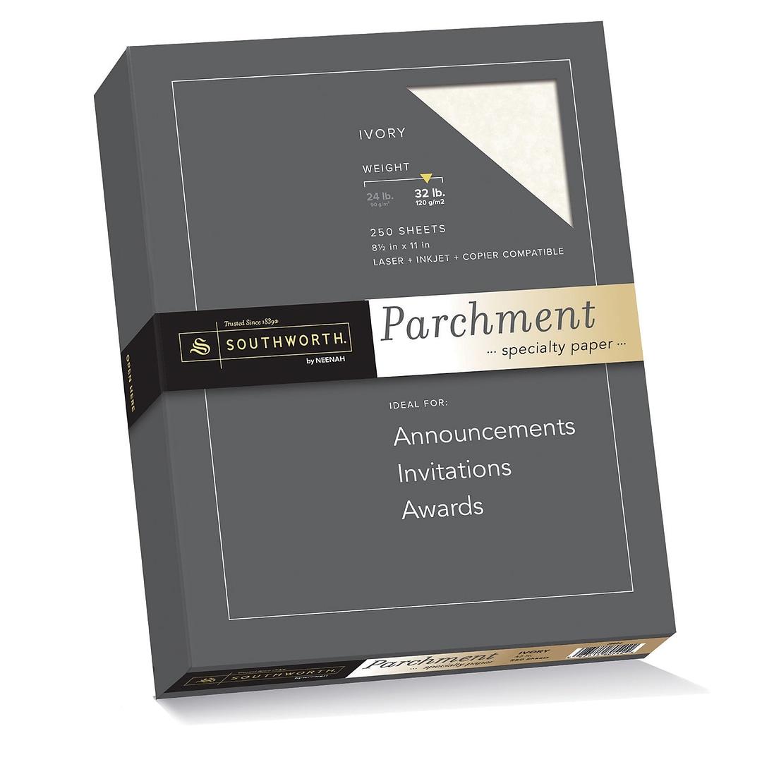 Southworth Parchment Specialty Paper 8.5\