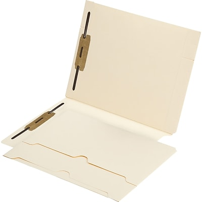 Medical Arts Press® End-Tab Folders with Double Back Pockets; Position 1 & 3