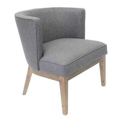Boss® Ava Guest Chair; Slate Grey