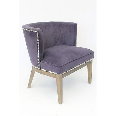 Boss® Ava Guest Chair; Purple
