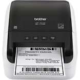 Brother QL-1100 Direct Thermal Printer, Monochrome, Desktop, Label Print