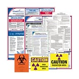 ComplyRight™ Federal & State Healthcare Poster Kit, IN - Indiana