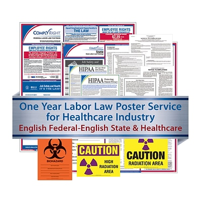 ComplyRight Federal, State & Healthcare (English) - Subscription Service, New Jersey