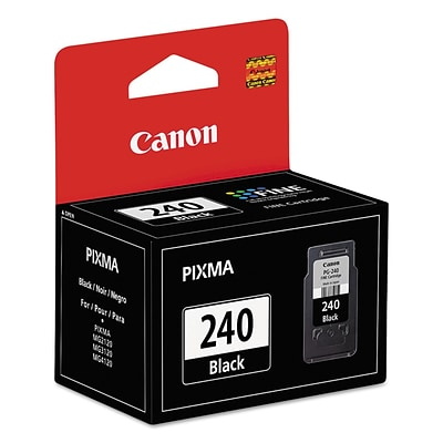 Canon PG-240 Ink Cartridge, Black (CNM5207B001)