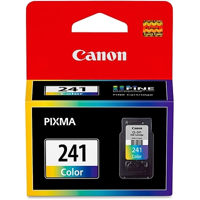 Canon CL-241 Tri-Color Standard Yield Ink Cartridge (5209B001)