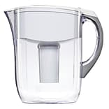 Brita® 10 Cup Grand BPA Free Water Pitcher with 1 Filter, White