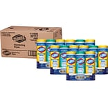 Clorox® Disinfecting Wipes Value Pack, Fresh Scent and Citrus Blend™, 35 Count Canister, 3 Canister/