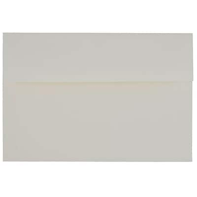 JAM Paper® A8 Invitation Envelopes, 5.5 x 8.125, Strathmore Bright White Wove, 250/box (STTW761H)