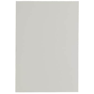 JAM Paper® Blank Foldover Cards, 4Bar A1 Size, 3 1/2 x 4 7/8, White Panel, 100/Pack (309899)