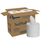 Sofpull High-Capacity Center-Pull Towels