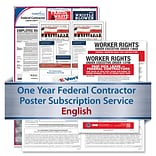 ComplyRight Fed Contractor - Subscription