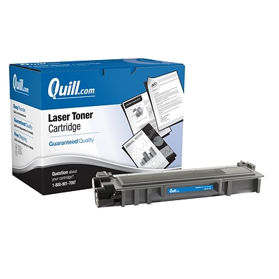 Quill Brand Remanufactured Black High Yield Toner Cartridge Replacement for Dell P7RMX (593-BBKD)
