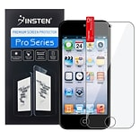 Insten® Reusable Screen Protector For Apple iPod Touch 5th Generation, Clear (DAPPTOU5SP01)