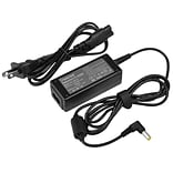 Insten® 19 VDC Travel Charger For Acer/Dell Laptops
