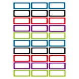 Ashley Productions Die-Cut Magnet Foam Labels/Nameplates Multi-Themed Magnetic Cut Outs, 30/Pack