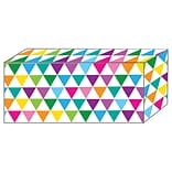 Ashley Color Triangle Strong Block Magnet, 1 x 2 x 0.5, bundle of 6 (ASH17802)