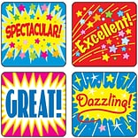 Carson-Dellosa Positive Words Motivational Stickers, Pack of 120 (CD-0625)