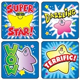 Carson-Dellosa Stars Motivational Stickers, Pack of 120 (CD-0639)