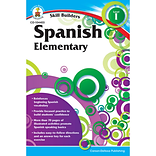 Carson-Dellosa Skill Builders, Spanish Level 1, Grades K-5