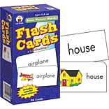 Basic Picture Words Flash Cards