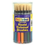 Chenille Kraft Round Colossal Paint Brushes