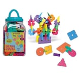 WonderFoam® Early Learning Mini Design Shapes, 104 Pieces (CK-9314)