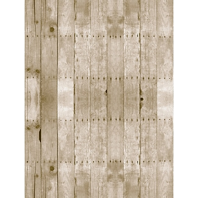 Pacon Fadeless Bulletin Board Art Paper Roll, 48 x 50, Weathered Wood (PAC56515)
