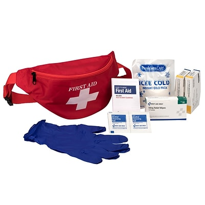 PhysiciansCare First Aid Fanny Pack, 49 Piece (ACM30500)