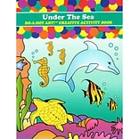 Do•A•Dot Art!™ Creative Activity Book, Under the Sea, 24 pages