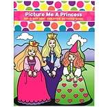 Do•A•Dot Art!™ Creative Activity Book, Picture Me A Princess, 24 pages