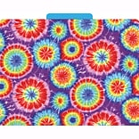 Functional File Folders, Tie-Dye
