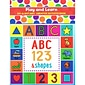 Do•A•Dot Art!™ Creative Activity Book, Play & Learn ABC Numbers & Shapes, 28 pages
