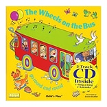 Childs Play® The Wheels On The Bus Book with CD (PY9781904550662)