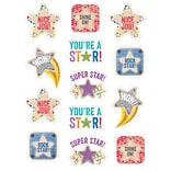 Creative Teaching Press Upcycle Style Star Rewards Stickers, 65 ct. (CTP4838)
