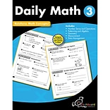 Daily Math Workbook, Grade 3 (CTP8189)