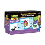 Educational Insights® Hot Dots® for Literacy, Phonics, Set 4: Blends & Digraphs