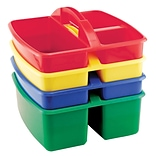 4-Pack Small Art Storage Caddy