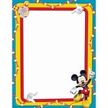 Eureka® Mickey Mouse Clubhouse® Primary Colors Computer Paper, 8 1/2 x 11 (EU-812117)