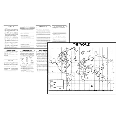 The World Activity Poster