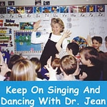 Dr. Jean Feldman CDs, Keep on Singing and Dancing