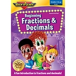 Rock N Learn® DVD Programs, Beginning Fractions & Decimals