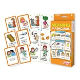Meaning Flash Cards for grades 2-6, 1 pack of 162 cards (JRL207)