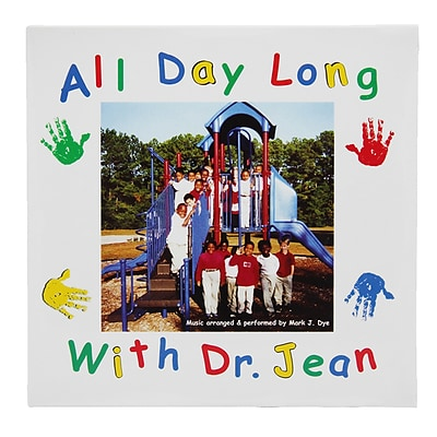 Dr. Jean Feldman CDs, All Day Long